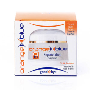 orangeblue firming moisturiser with Q10, anti-aging cream for day and night