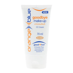 orangeblue moisturizing CC cream for dark skin types