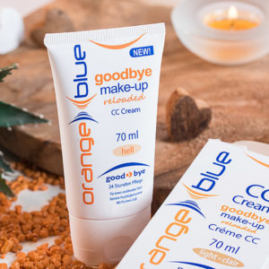 orangeblue moisturizing CC cream for light skin types