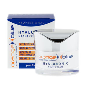 orangeblue regenerating anti-aging night cream with hyaluron and beta-glucan