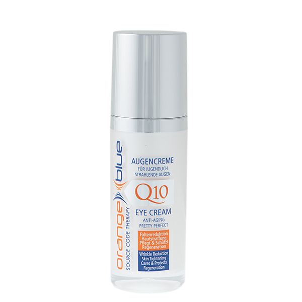 orangeblue refreshing and soothing anti-aging eye cream with coenzyme Q10