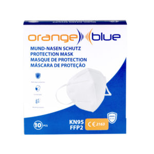 FFP2 , KN95 , Protection Mask , Covid-19, Take care of your health and protect yourself against corona virus with high-quality BRAND FFP-2 Protection Mask from orangeblue!
